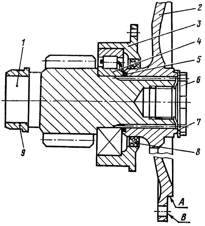 схема бортовых т 130